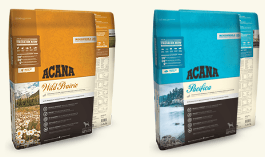 Acana-Regionals-Dog-Food-Range